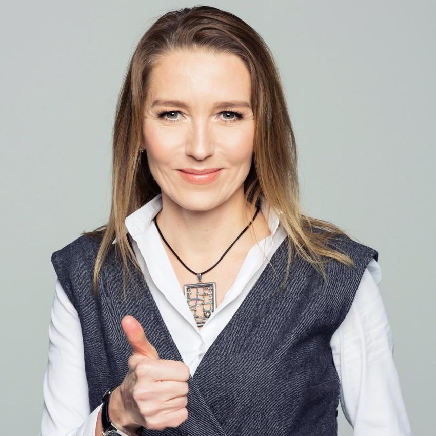 dr n. med. Anna Kieszkowska-Grudny – psycholog, psychoterapeuta i coach